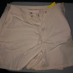 GLORIA VANDERBILT Shorts Size 14 Petite Womens
